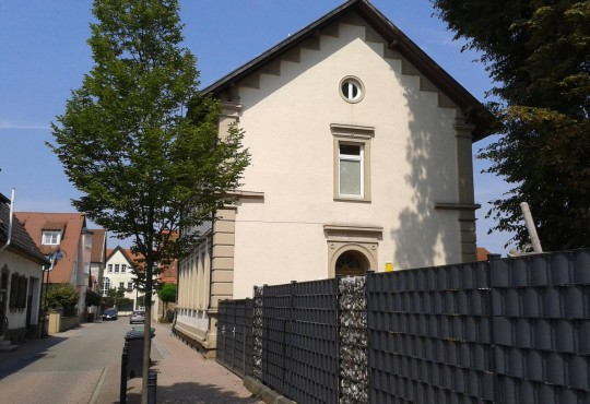 Kommunaler Kindergarten Villa Viktoria in Bad Schönborn-Mingolsheim